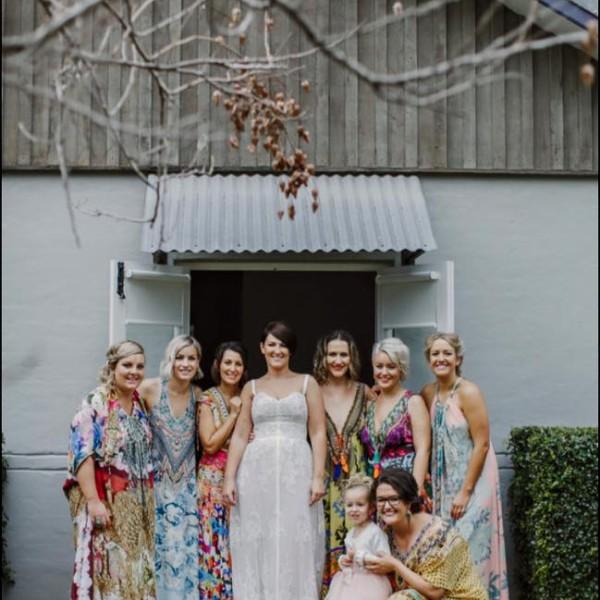 Wedding Photos at the Woods at Pokolbin