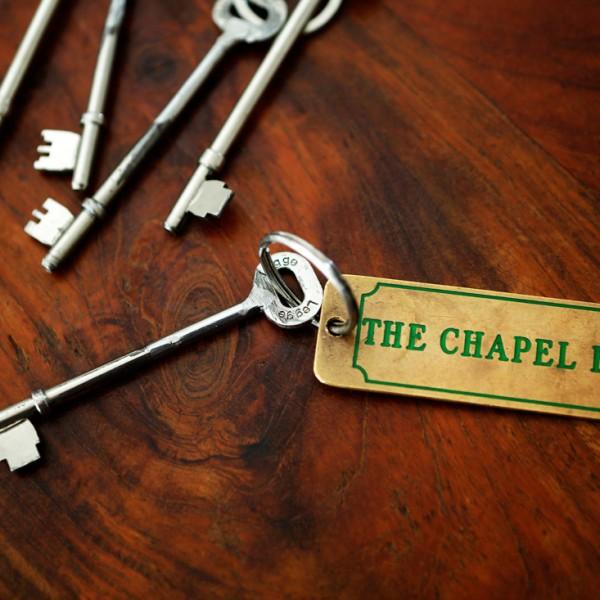 The Woods at Pokolbin Chapel House Keys